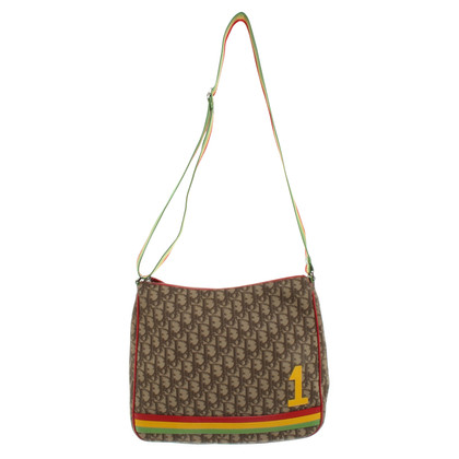 Christian Dior Bag with pattern