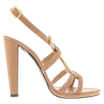 Pierre Hardy Sandals in brown