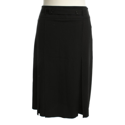 DKNY Black skirt size 8