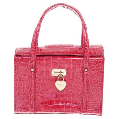 Blumarine Handtas in rood