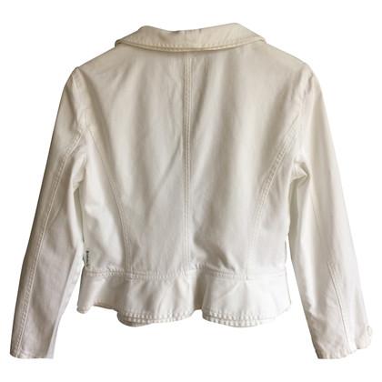 Armani Jeans wit jasje