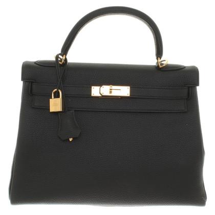 """Hermès """"Kelly Bag 32 Togo leather"""""""