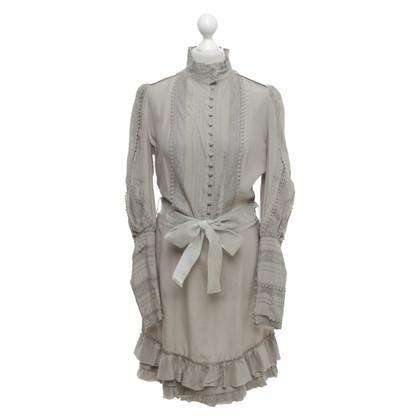 Andere Marke Antonio Berardi - Kleid mit Bindegürtel