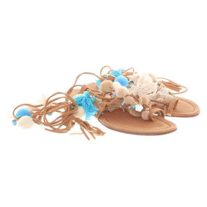 Other Designer Alameda Turquesa - Sandals