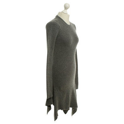 Stella McCartney Knitted dress in grey
