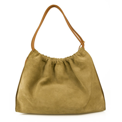 Gucci Suede shoulder bag