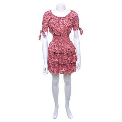 Maje Dress with pattern