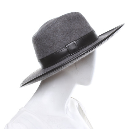 Hermès Hat in grey