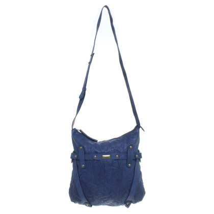 Coccinelle Shoulder bag in dark blue