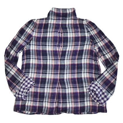 Sonia Rykiel Plaid Cotton Jacket