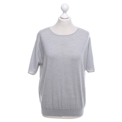 St. Emile top in silver gray