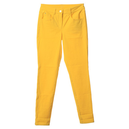 Basler Pantaloni in giallo