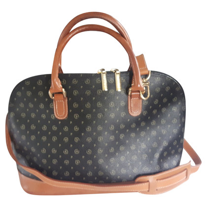 Pollini Handbag with pattern