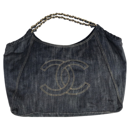 "Chanel ""Maxi Coco Cabas Denim"""