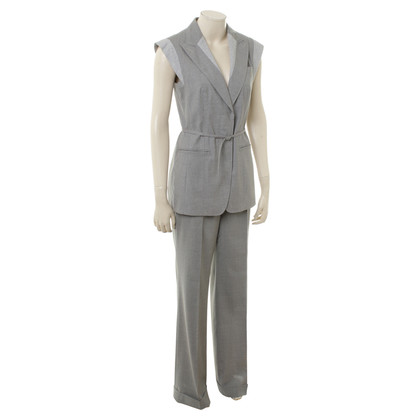 Marc Cain Gray suit with vest