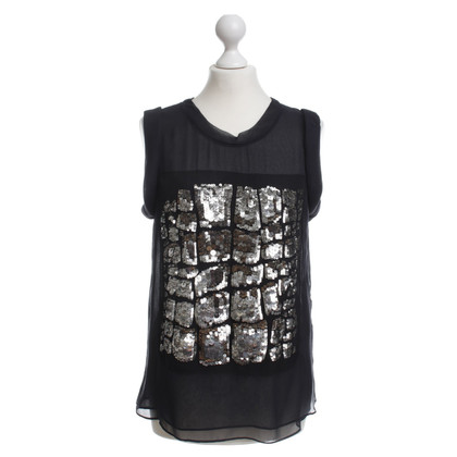 Phillip Lim Silk shirt with sequins