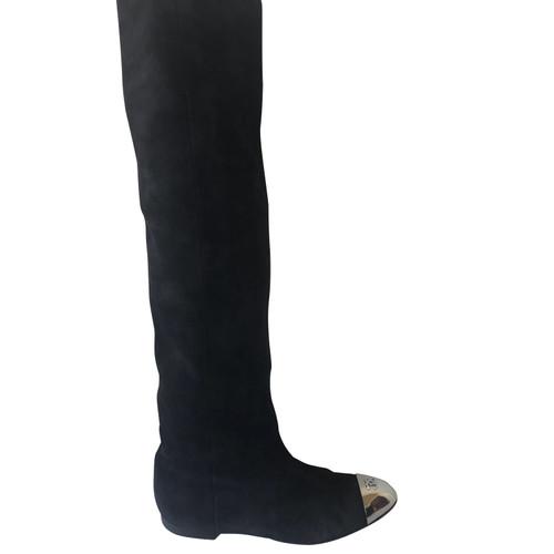 Chanel bottes - Acheter Chanel bottes d occasion pour 899€ (3165370) 1c501461901
