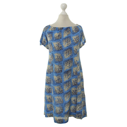 Prada Flowing summer dress with pattern