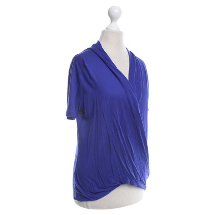 Karen Millen Oberteil in Blau