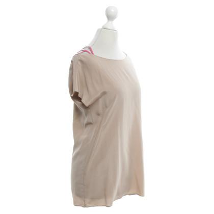 Schumacher Zijden blouse met de details
