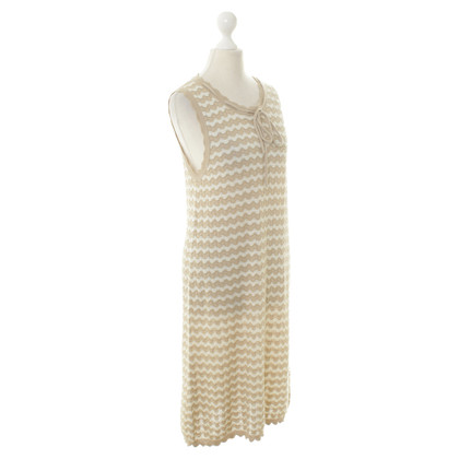 Moschino Love Crochet dress