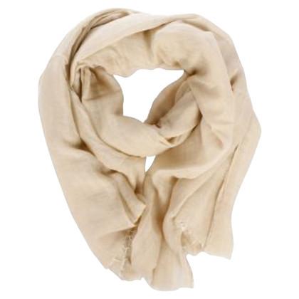 Rick Owens Sjaal zijde / linnen