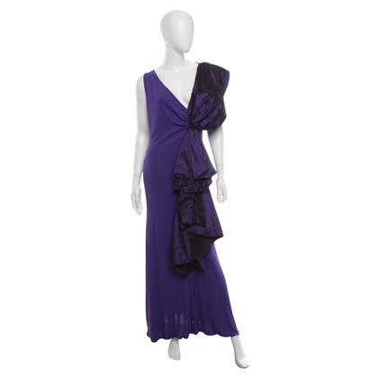 Giorgio Armani Evening dress in violet