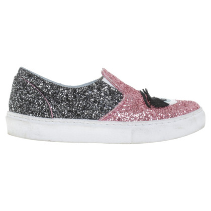 Chiara Ferragni Sneakers with sequins