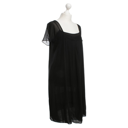 Schumacher Evening dress made of silk in black