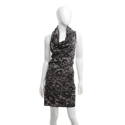 Marc Cain Knit dress with pattern