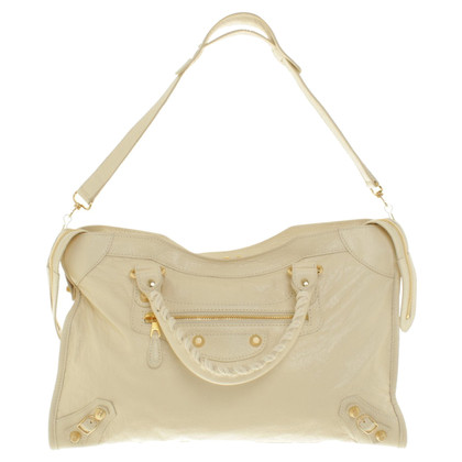 Balenciaga Shoulder bag in cream
