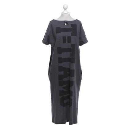 Twin-Set Simona Barbieri Dress in grey / black