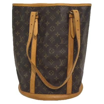 "Louis Vuitton ""Bucket Bag Monogram Canvas"""