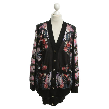 Givenchy Cardigan with floral print