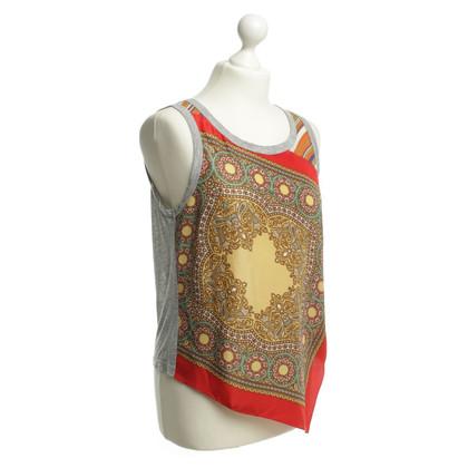 Dolce & Gabbana Top met patroon