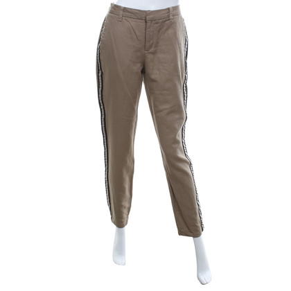 Zadig & Voltaire trousers in khaki