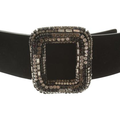 Valentino Belt with gemstones