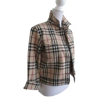 Burberry Jacket with Nova Check pattern