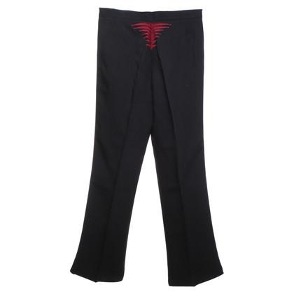 Kenzo trousers in black
