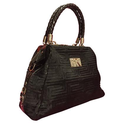 Gianni Versace Bag with fur