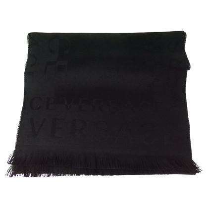 Versace Wool Scarf 100%