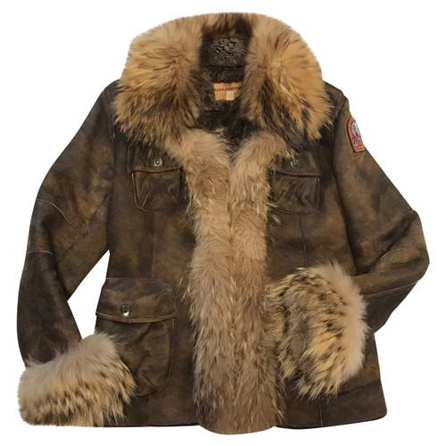 huge selection of b926a 4046a Parajumpers Fur coat - Second Hand Parajumpers Fur coat buy ...