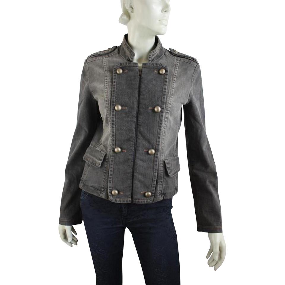 marc cain denim jacket buy second hand marc cain denim. Black Bedroom Furniture Sets. Home Design Ideas