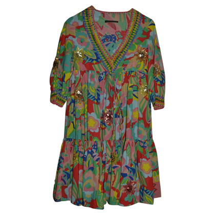 Twin-Set Simona Barbieri multicolored dress