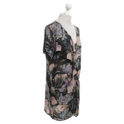 Whistles Multicolored silk dress