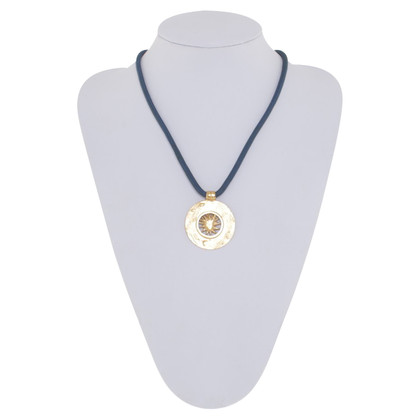 Yves Saint Laurent Necklace in blue