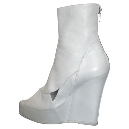 Ann Demeulemeester Ankle boots with wedge heel