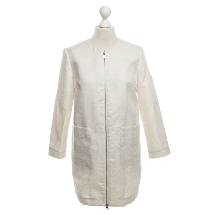 Armani Jeans Cream-colored short coat