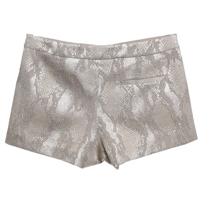 French Connection Jacquard-Shorts mit Schlangen-Muster