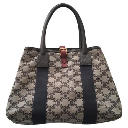 Céline Handtasche mit Muster